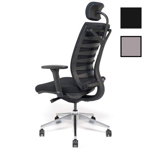 ARMENIA - Fauteuil de bureau ergonomique système Flex