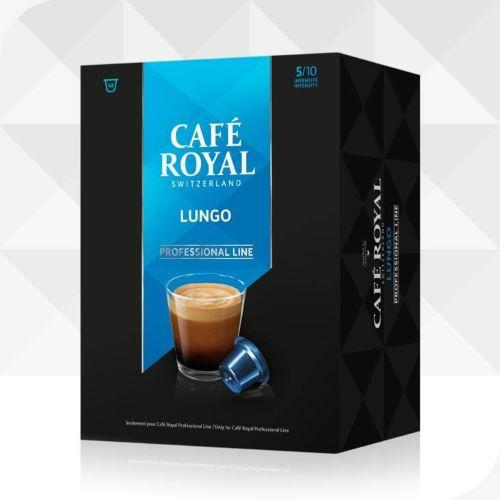 LUNGO - 48 capsules Café Royal