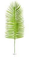 Feuille palmier Phoenix artificielle H 43 cm D 15 cm plastique