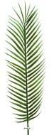 Feuille de palmier Cycas H 57 cm Plastique pour exterieur D 15 cm superbe