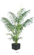 Palmier Areca artificiel en pot 110 cm tres beau et dense