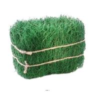 Botte herbe artificielle 12 x 19 x H 15 cm verte