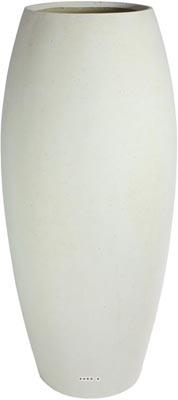 Bac en Polystone Spirit Ext. Bullet D 56 x H 150 cm Creme