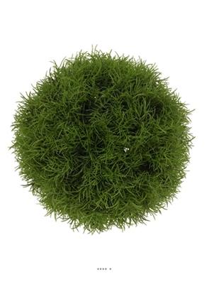 Boule d'herbe brins Longs D 26 cm artificielle superbe et originale