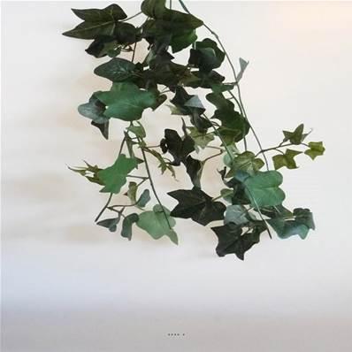 Lierre artificiel Vert en chute H 60 cm 7 ramures dense