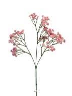 Gypsophile artificiel Rose en branche 117 fleurs H 66 cm au Top