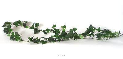 Guirlande de lierre artificiel 180 cm 137 feuilles