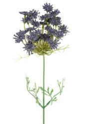 Carotte sauvage artificielle en tige H 45 cm ideale pour bouquet Mauve Violet