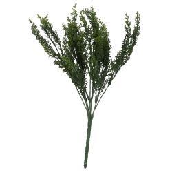 Setaire Isolepsis artificiel H 35 cm superbe buisson tres dense en piquet