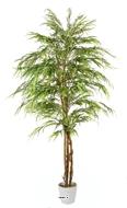 Saule pleureur artificiel H 180 cm 2498 feuilles  une vraie densite