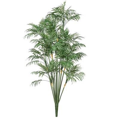 Palmier Areca artificiel H 90 cm tres dense en piquet