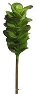 Crassula artificielle en piquet H 26 cm a planter