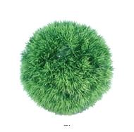 Boule d herbe artificielle pour interieur et exterieur 15 cm