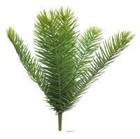 Piquet de plante grasse artificielle H 40 cm D 50 cm plastique superbe