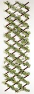 Vigne artificielle en treille extensible Barriere mur vegetal 670 feuilles