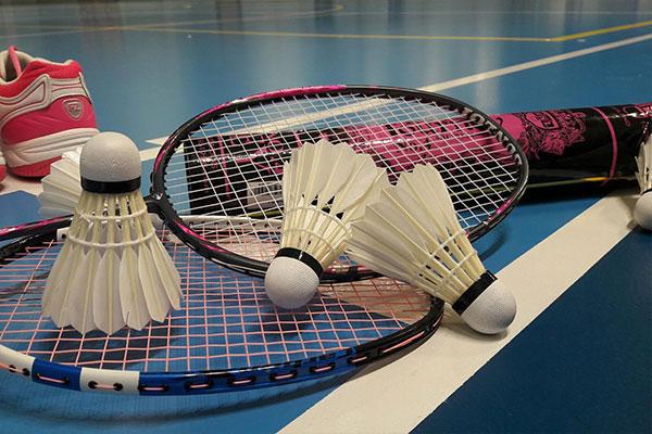 Badminton - Modern Squash