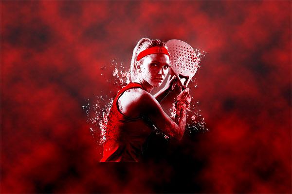 Padel Tennis - Le 13 By Puma