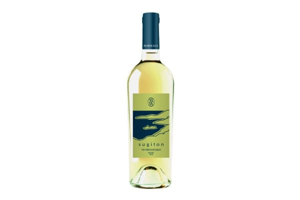 Organic - Sugiton - Vin blanc biologique 2018
