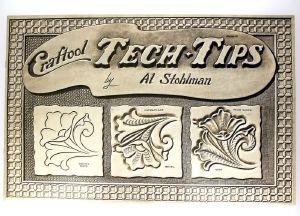 """Livre """"TECH TIPS BOOK"""" - Techniques et conseils de repoussage sur du cuir"""