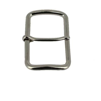 Boucle à ardillon - NICKELE - 40 mm