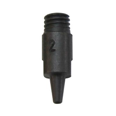 Embout de rechange pour pince en acier forgé - 2 mm