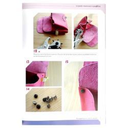 Accessoires en cuir à coudre -  Anne Walterthum