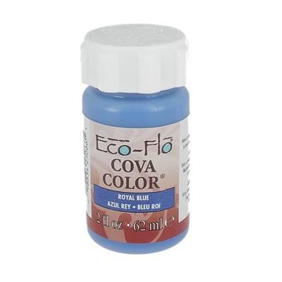 Peinture opaque à base d'eau - BLEU ROI - Cova Color Eco Flo n°12