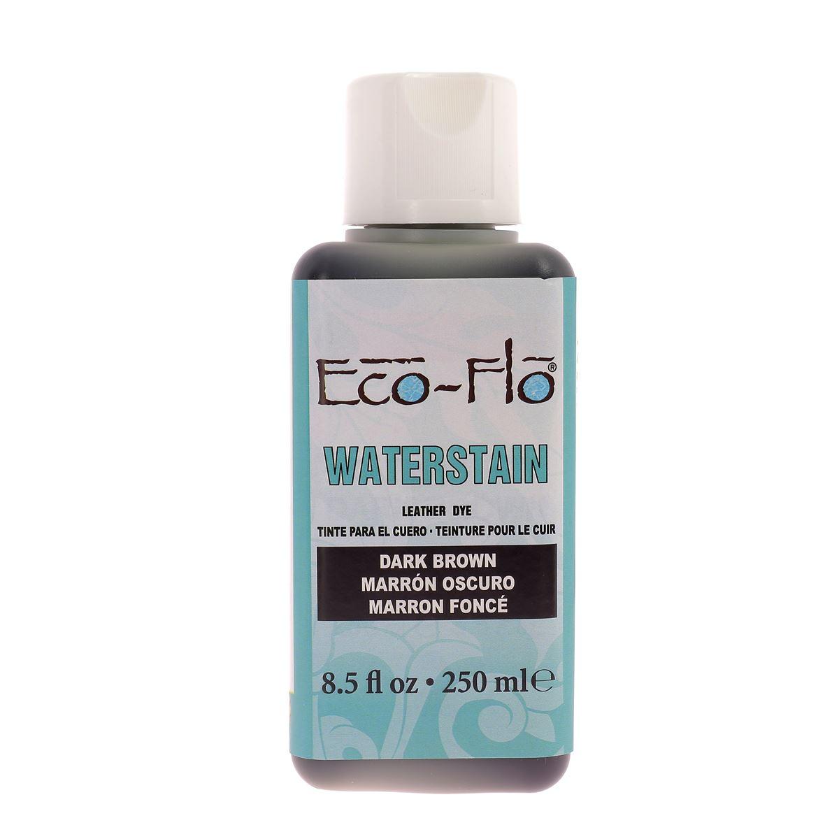 Teinture ECO-FLO WATERSTAIN - CHOCOLAT / DARK BROWN - 250 ml