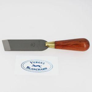 Couteau à parer oblique spécial GAUCHER - Vergez Blanchard