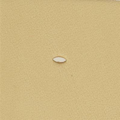 Embout emporte-pièce de précision - OEIL - 2x3,5 mm