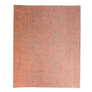 Feuille abrasive à sec - papier de verre - 230 x 280 mm - GRAIN 400