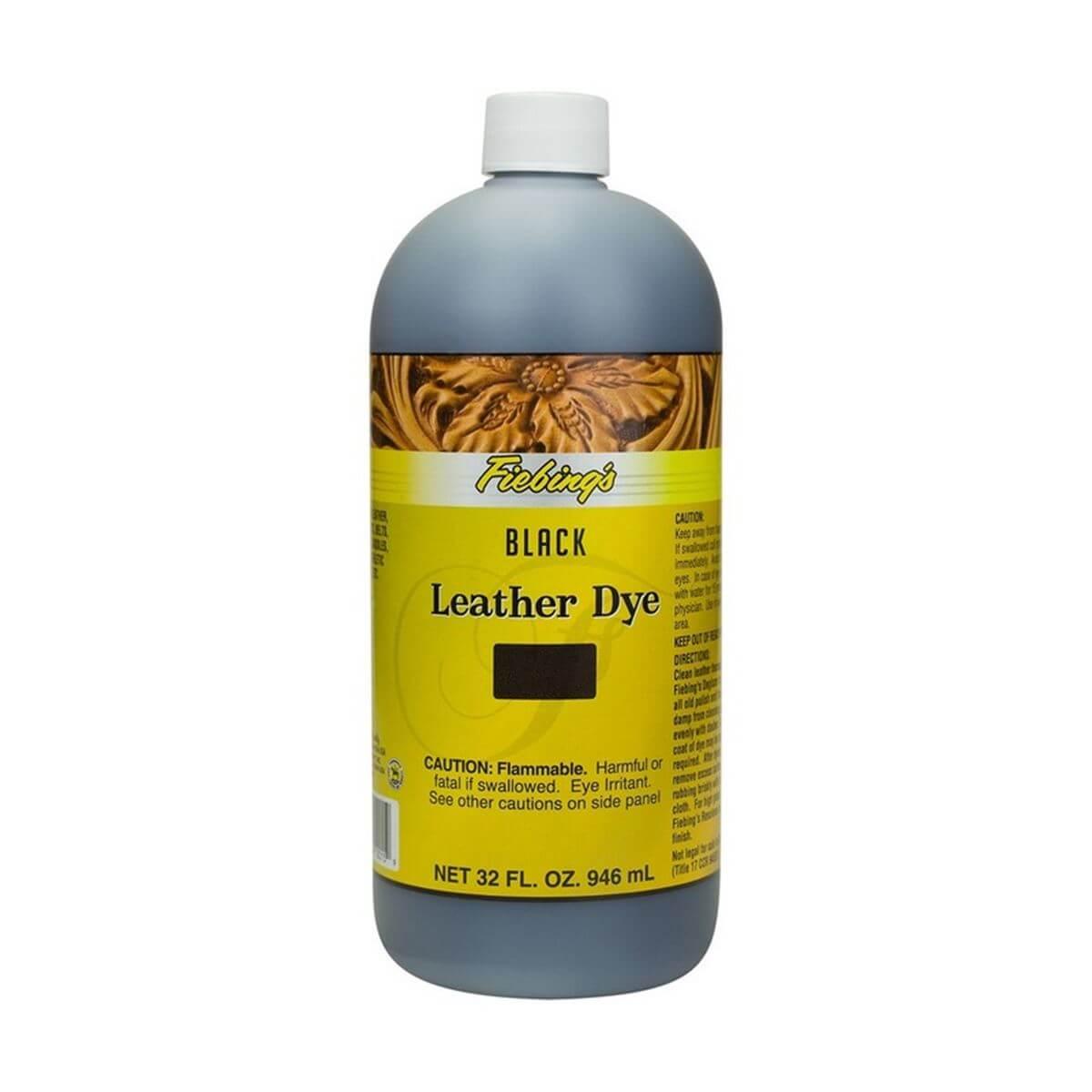 Teinture pour cuir - Fiebing's Leather dye - 946ml