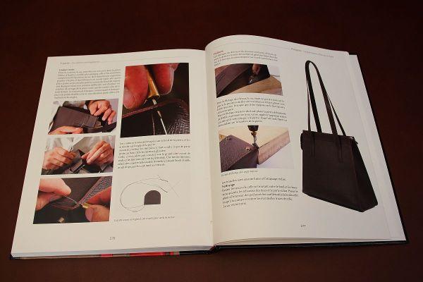 Livre Art et Techniques du Cuir