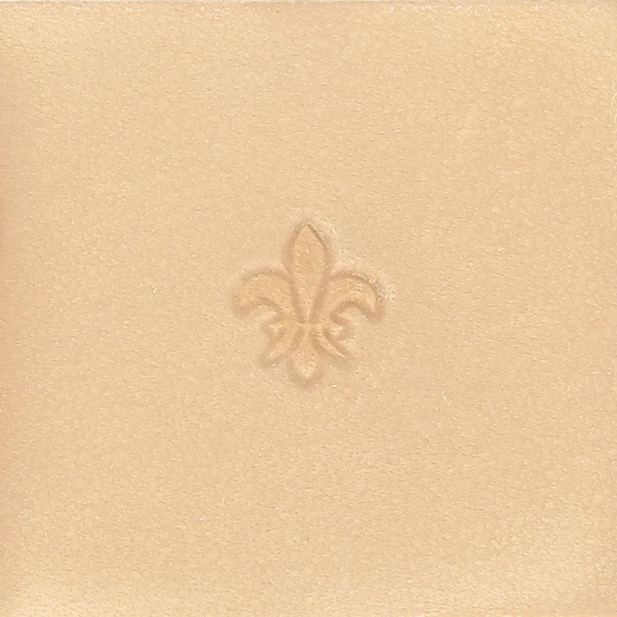 Matoir avec manche - Fleur de lys - 6508