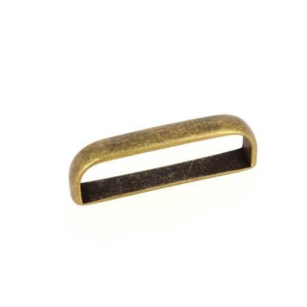 Passant de ceinture 40 mm - LAITON VIEILLI
