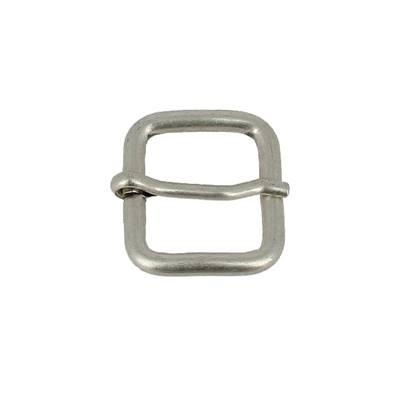 Boucle à ardillon - ARGENT VIEILLI - 20 mm
