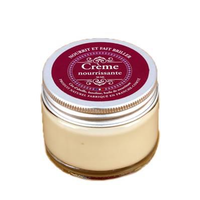 Crème pour nourrir et lustrer le cuir - pot de 50 ml