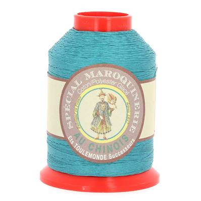 Fil Spécial Maroquinerie polyester coton - 28/3 - 0,45 mm - CANARD