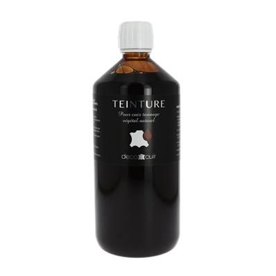 Teinture base aqueuse Deco Cuir - COGNAC - 1 litre