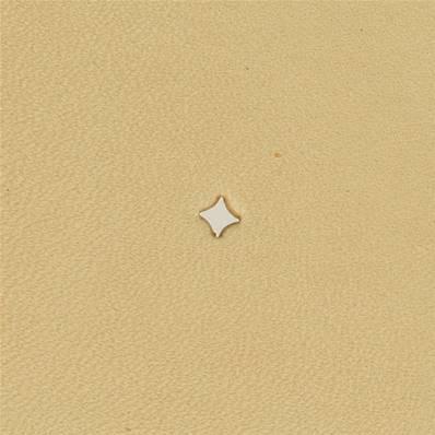 Embout emporte-pièce de précision - LOSANGE - 3x3 mm