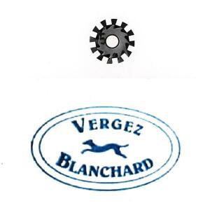 Molette n°5 pour griffe à molette VERGEZ BLANCHARD - Pour DROITIER