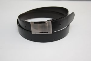 Boucle de ceinture à griffe IDO - NICKELÉ SATINÉ - 30 mm