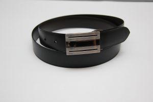 Boucle de ceinture à griffe HAL - NICKELÉ SATINÉ - 30 mm