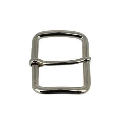 Boucle à ardillon - NICKELE - 30 mm