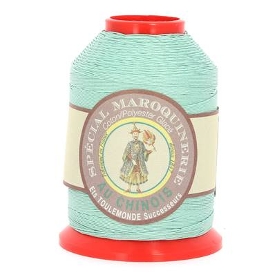 Fil Spécial Maroquinerie polyester coton - 28/4 - 0,52 mm - JADE