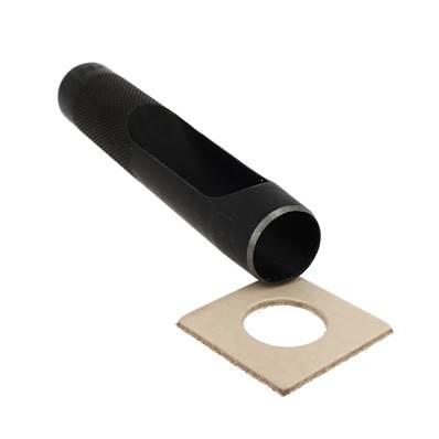 Emporte-pièce à frapper ROND manche DROIT - Diam 21 mm