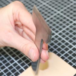 Emporte pièce à frapper pour fente de CB vertical - 57 mm