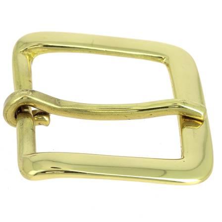 Boucle de ceinture JOY - LAITON - 38 mm - Tandy Leather