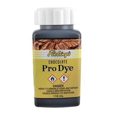 Teinture à l'huile - FIEBING'S Professionnal OIL DYE / PRO DYE - CHOCOLAT - CHOCOLATE
