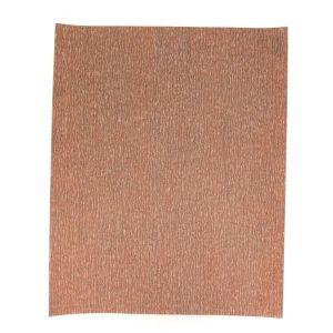 Feuille abrasive à sec - papier de verre - 230 x 280 mm - GRAIN 800